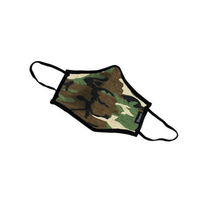 Youth Face Mask - Camo