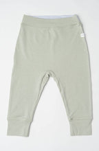 Tencel Baby Pants - Sage
