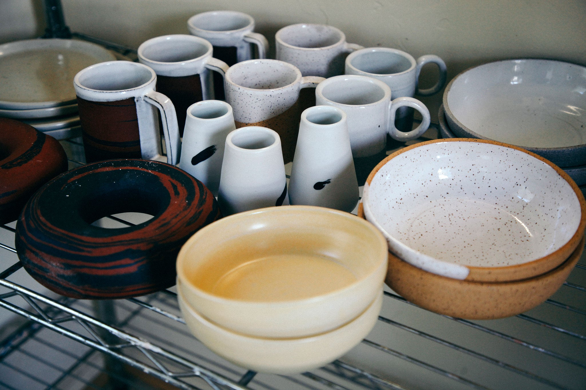 Tailored Union Artist Feature Monica Galan Salamat Ceramics Mixed Ceramics