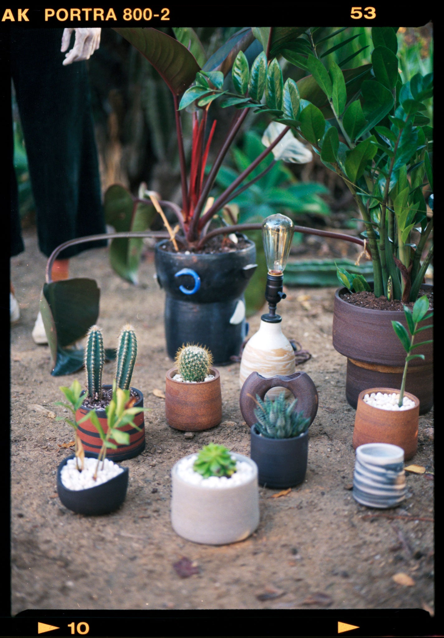 Tailored Union Artist Feature Monica Galan Salamat Ceramics Ceramic Planters