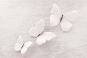 Butterflies - Set of 3