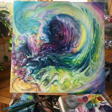 "Load image into Gallery viewer, ""Rebirth"" Original Painting"