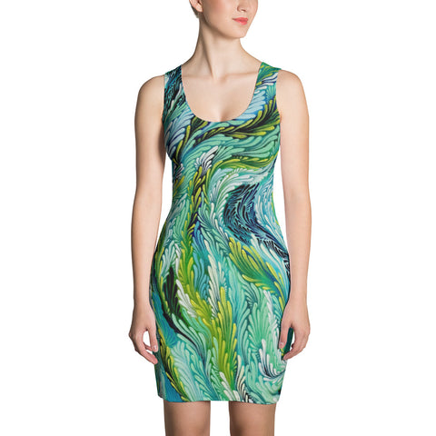 Ocean Vixen Dress