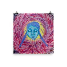 "Load image into Gallery viewer, ""Virgo"" Poster Print"