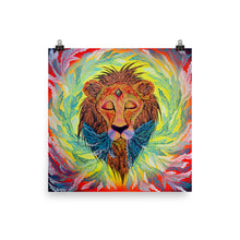 "Load image into Gallery viewer, ""Leo"" Poster Print"