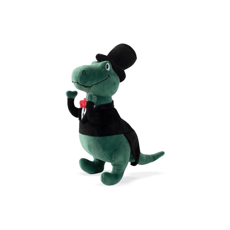 Smokin' Rex Tux Ready-Plush Dog Toy-Gift Spawt