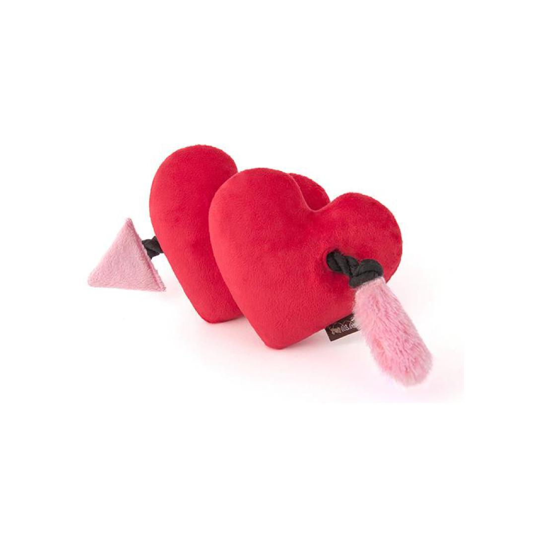 Fur-Ever Hearts-Plush Dog Toy-Gift Spawt