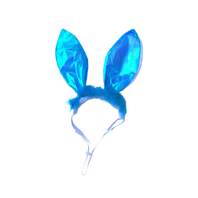 Dog Bunny Ears - Blue-Add-On-Gift Spawt