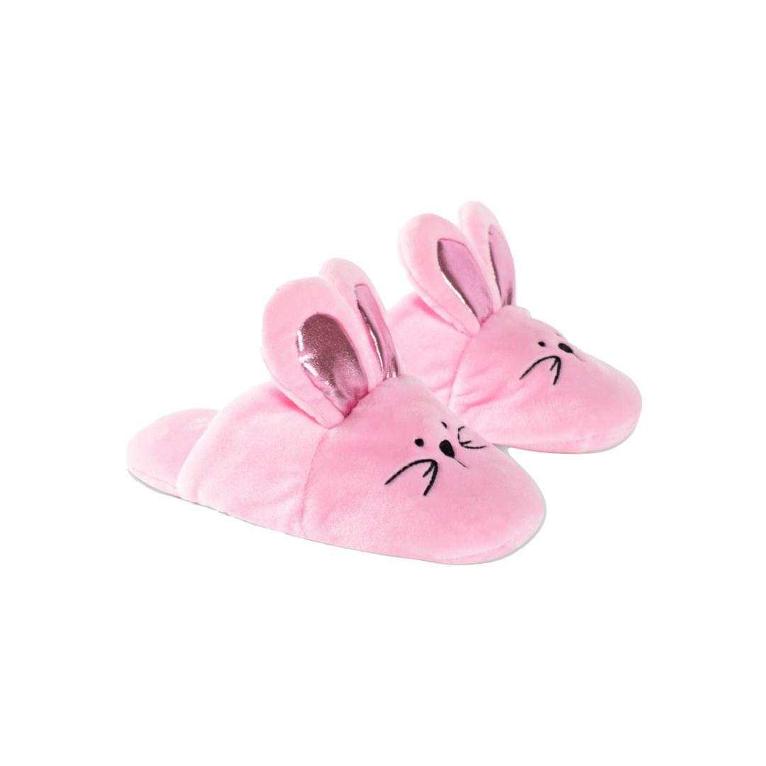 Bunny Slippers Plush Dog Toy-Plush Dog Toy-Gift Spawt