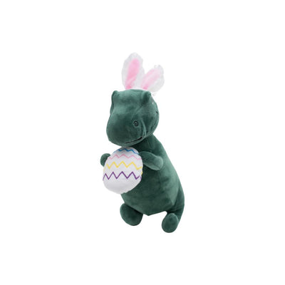 Eggcited for Easter Rex Plush Dog Toy-Plush Dog Toy-Gift Spawt