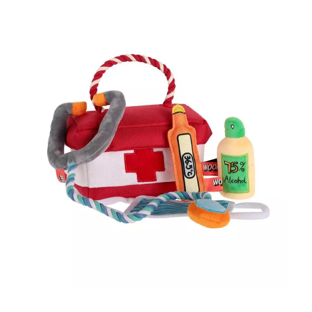 Medical Bag Toy Set *PRE-ORDER*-Plush Dog Toy-Gift Spawt