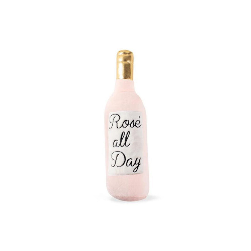 Rosé All Day Dog Toy-Plush Dog Toy-Gift Spawt