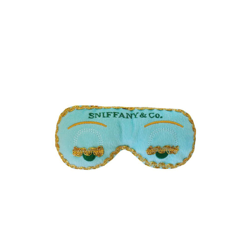 Sniffany & Co. Eye Mask-Plush Dog Toy-Gift Spawt