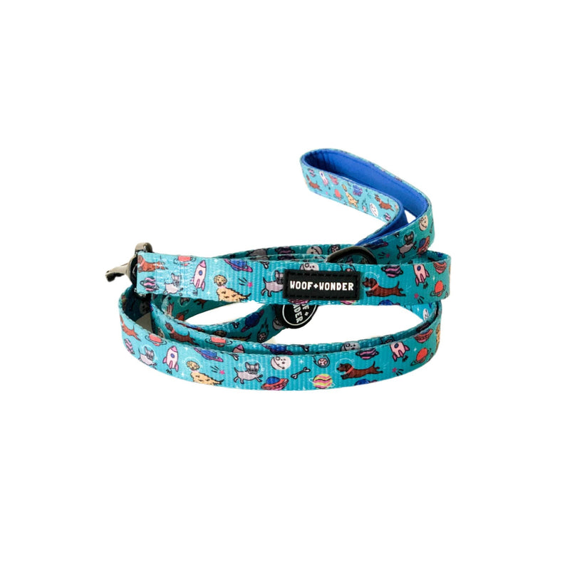 Space Dogs Comfy Grip Leash-Leash-Gift Spawt