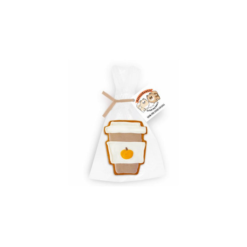 Pumpkin Spice Latte Dog Cookie-Dog Cookie-Gift Spawt