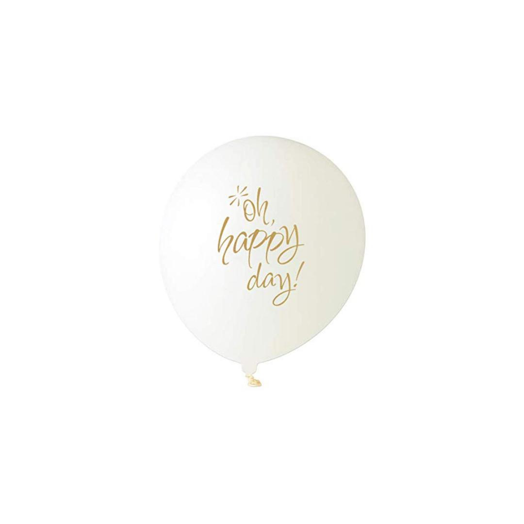 Oh Happy Day - Pawty Time Balloon-Add-On-Gift Spawt