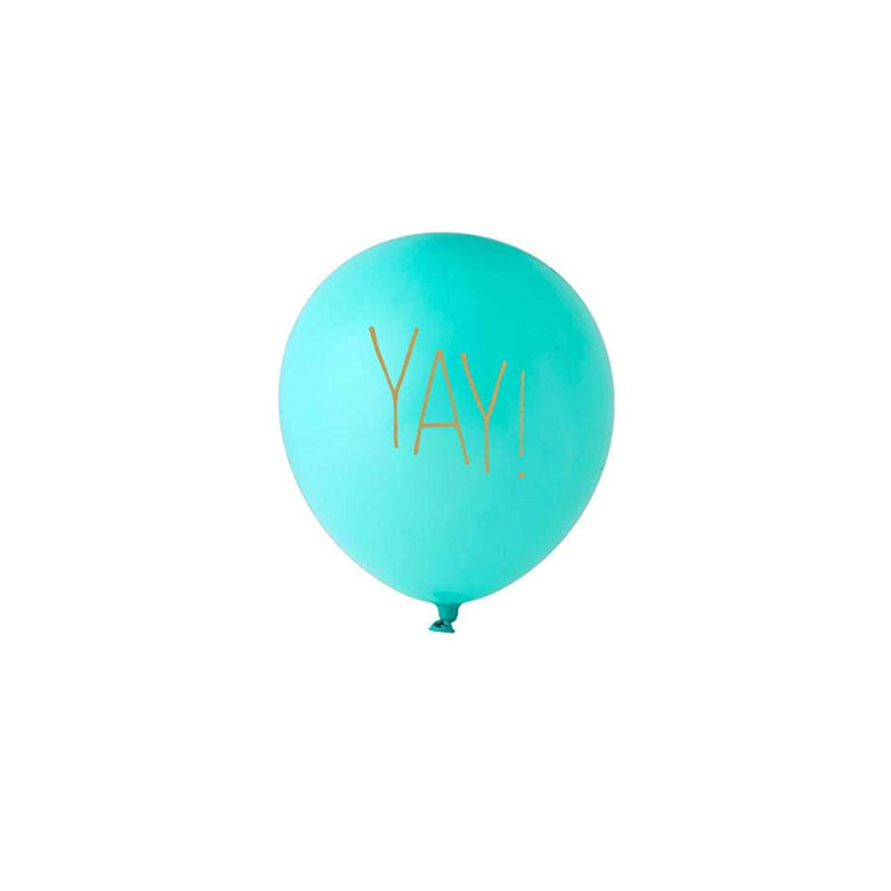 YAY! - Pawty Time Balloon-Add-On-Gift Spawt