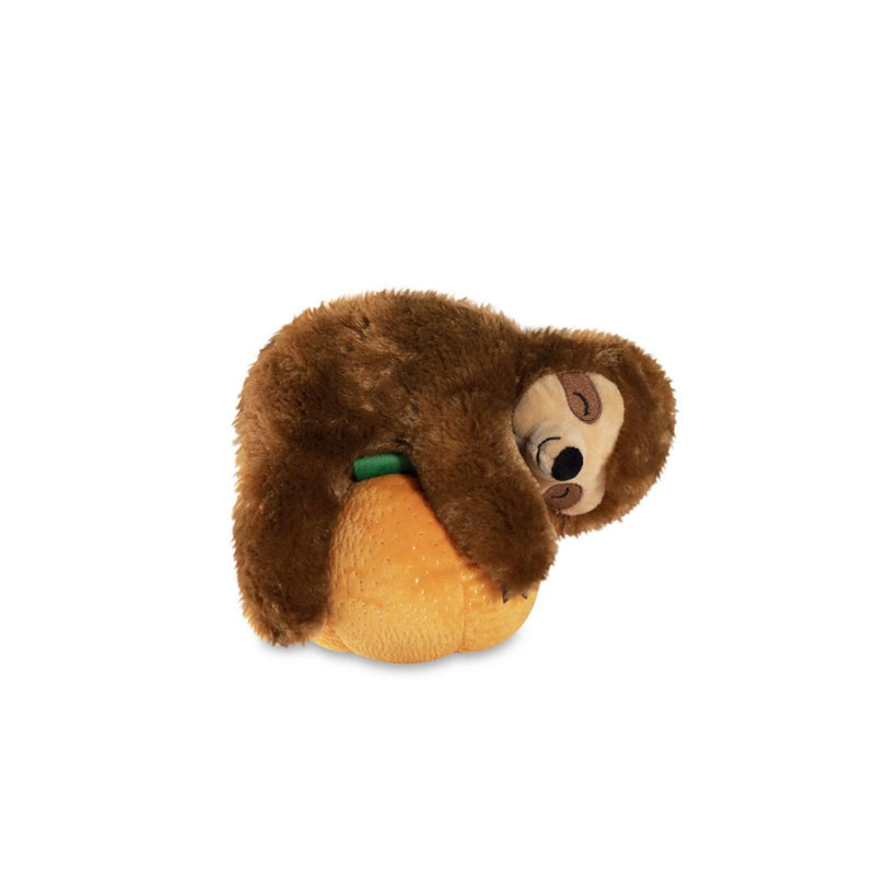 Pumpkin Sloth Dog Toy-Plush Dog Toy-Gift Spawt