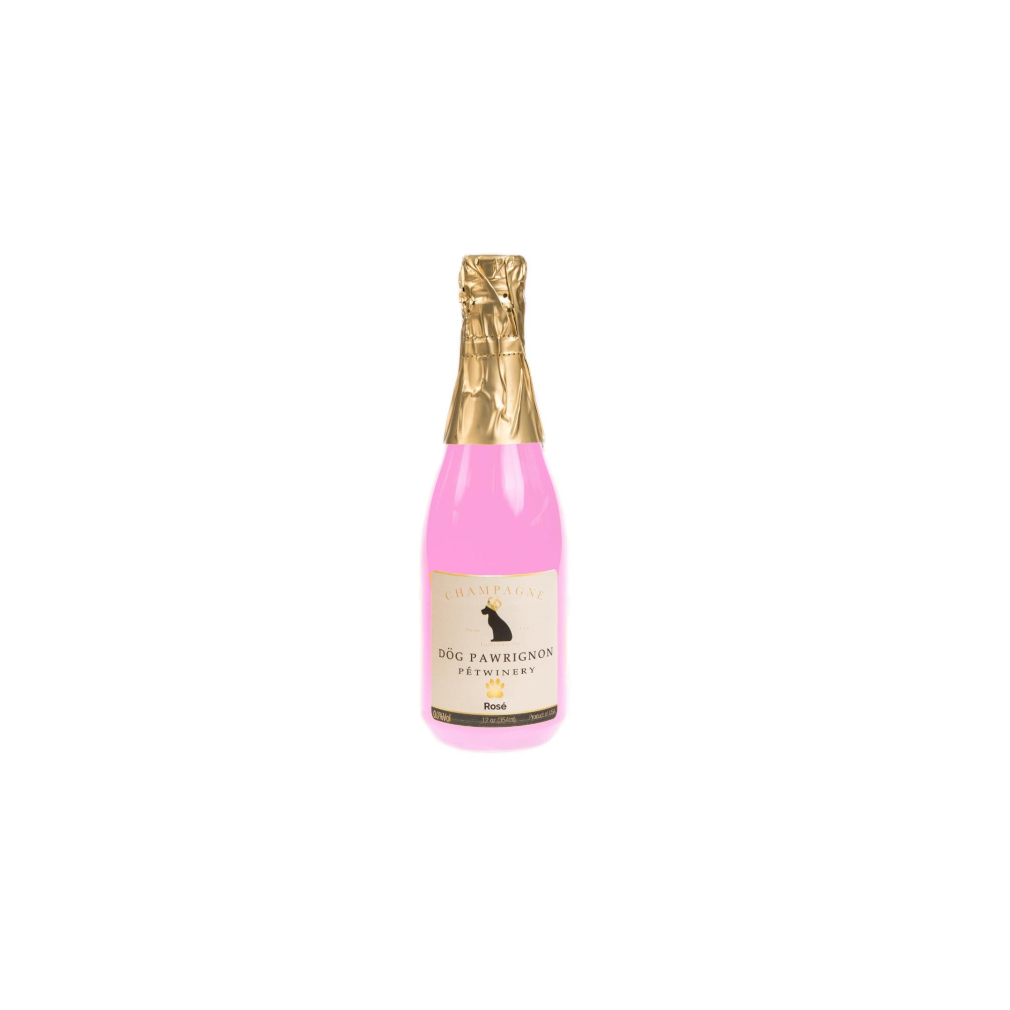 Dog Champagne - 12 oz Dög Pawrignon Rosé-Add-On-Gift Spawt