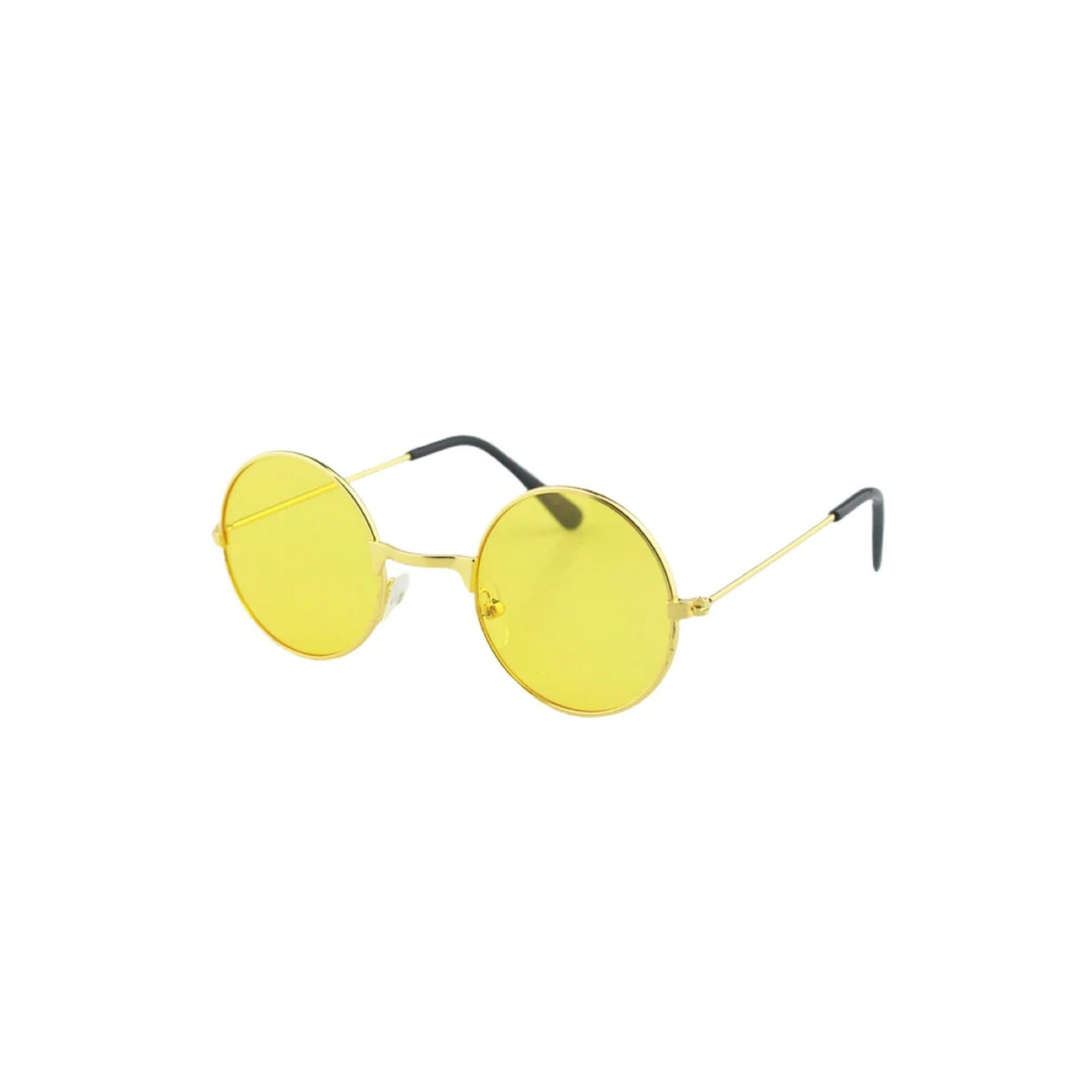 Round Doggy Sunglasses (Multiple Colors)-Add-On-Gift Spawt