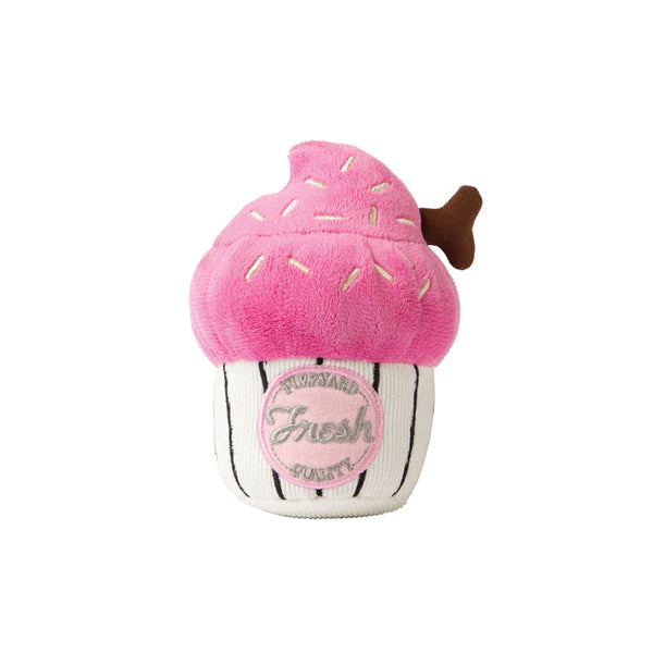 Cupcake Dog Toy | Plush Dog Toys | Gift Spawt