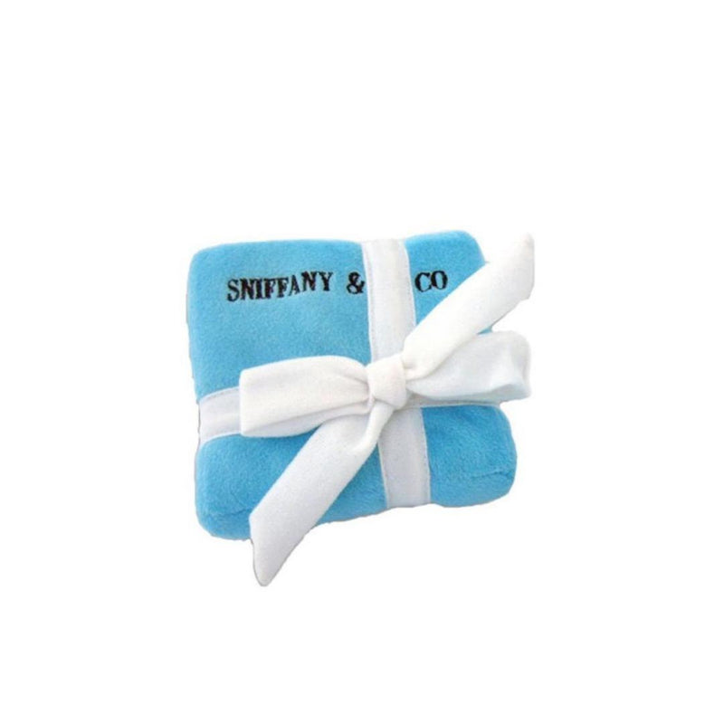 Sniffany & Co. Box-Plush Dog Toy-Gift Spawt