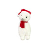 Santa Llama-Plush Dog Toy-Gift Spawt