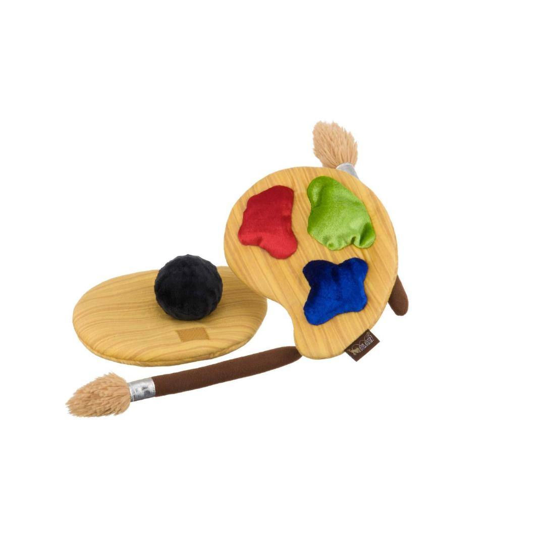 Puppy's Palette Dog Toy-Plush Dog Toy-Gift Spawt