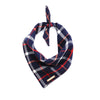 Oxford Plaid Dog Bandana | Dog Bandanas | Gift Spawt