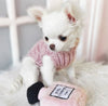 Koko Chewnel Perfume Bottle-Plush Dog Toy-Gift Spawt