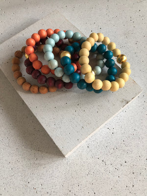The Vista Beaded Bracelet