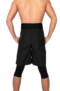 Kap Swim Halal Swim Short for men back detail