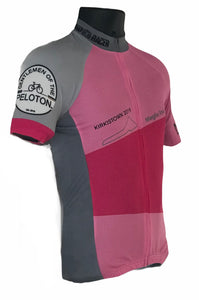 Kirkistown Ladies Maglia Rosa Aero jersey by Bioracer - (Limited Edition)
