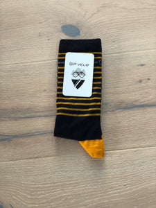 GP Velo - Performance Socks - Bumble Bee