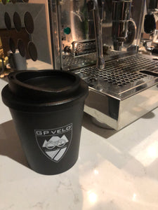 GP Velo - Born in Belfast Coffee Cup