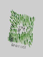 Howies Get Lost T-Shirt