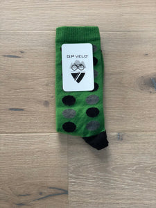 GP Velo - Performance Socks - Green envy