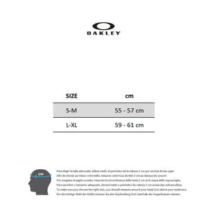 Oakley Cycling Cap - Blue