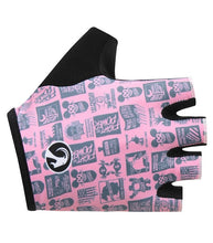 Stolen Goat Unisex – Unity Pink Cycling Gloves