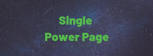 Single Power Page