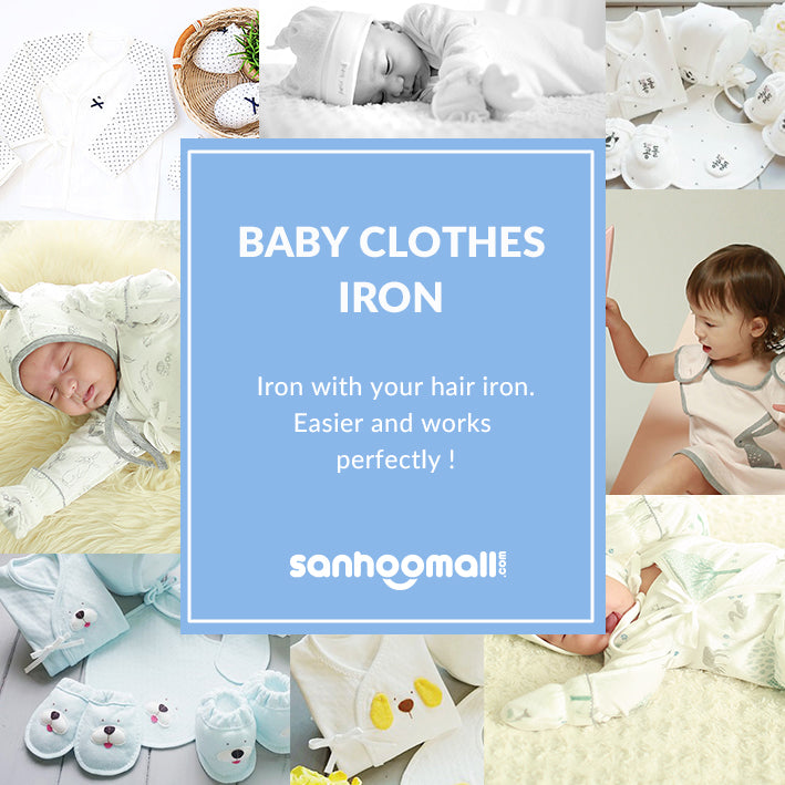 BABY CLOTHES IRON