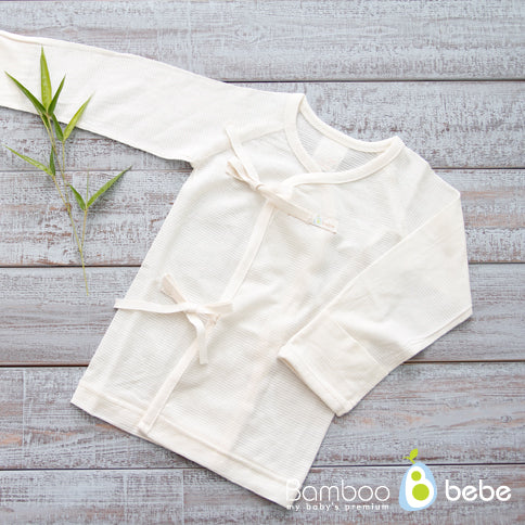 솔솔 배냇저고리 <br /> Bamboo Solsol Summer Newborn Clothes
