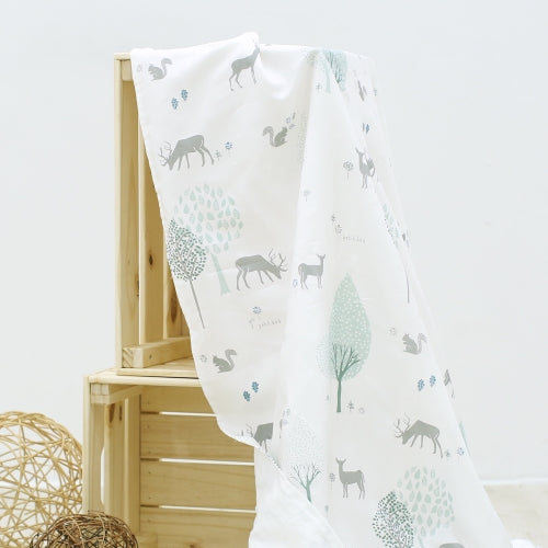 로빈 인견 이중지이불 <br /> Robin Rayon 2-Layers Summer Bedding Sheet