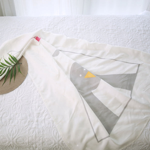 베어프랜즈 인견 이중지이불 <br /> Bearfrieds Rayon 2-Layers Summer Bedding Sheet