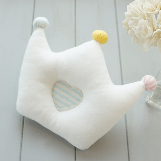 오가닉 베이비 왕관 짱구베개 만들기 <br /> Organic Baby Crown Flat Head Preventive Pillow DIY Kit