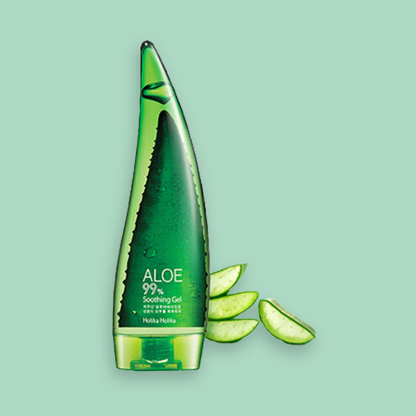 Holika Holika Aloe 99% Soothing Gel 55ml / Gel aloe para la piel