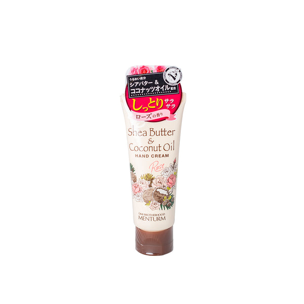 Shea Coco Handcream Rose