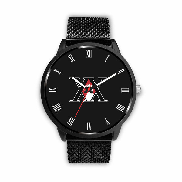 Hunter X Hunter Roman Numerals Watch - GeekGarments