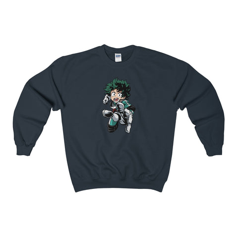 Deku My Hero Academia Sweatshirt - GeekGarments