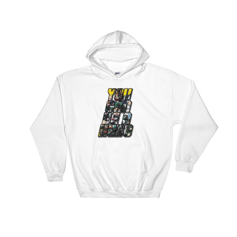 You Can Be A Hero My Hero Academia Pullover Hoodie - GeekGarments